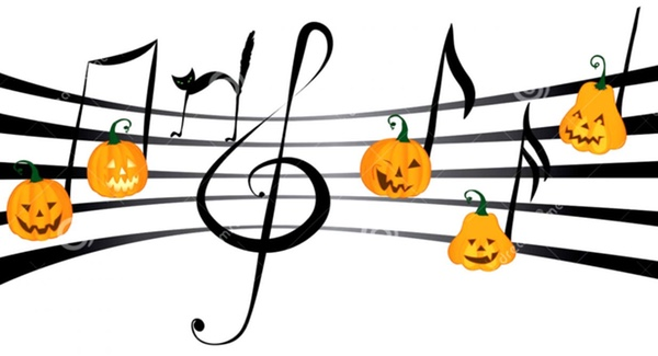 pumpkin-music-on-notes-staff